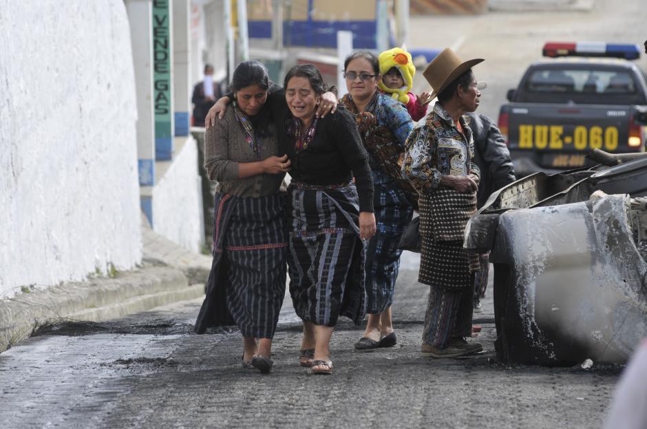 El ambiente en Sololá sigue tenso luego de los atentados del fin de semana. (Foto: Alan Lima/Soy502)