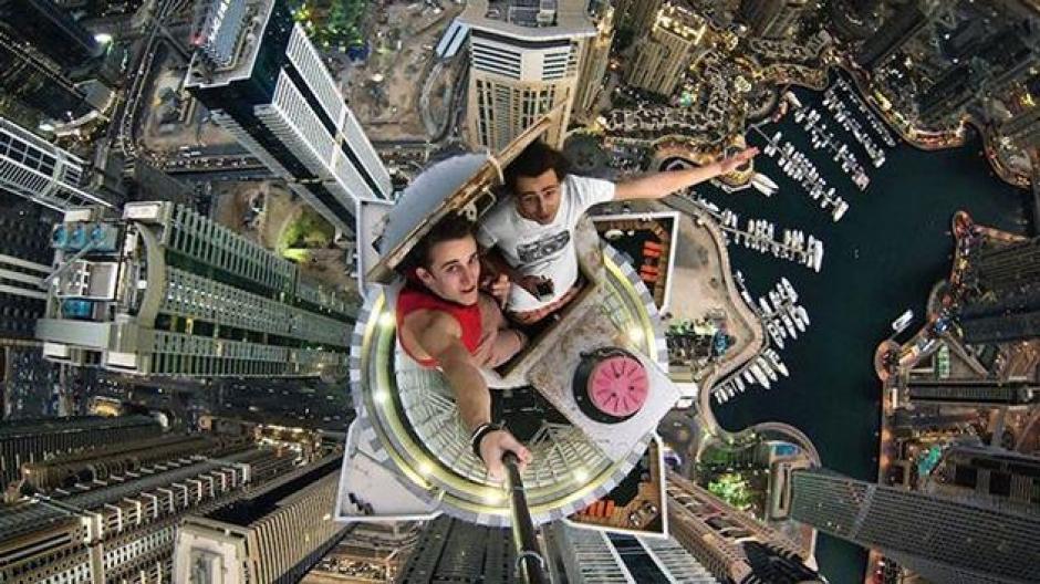 El principal accidente por selfies ha sido por tomarlas desde distancias muy altas. (Foto: entornointeligente.com)