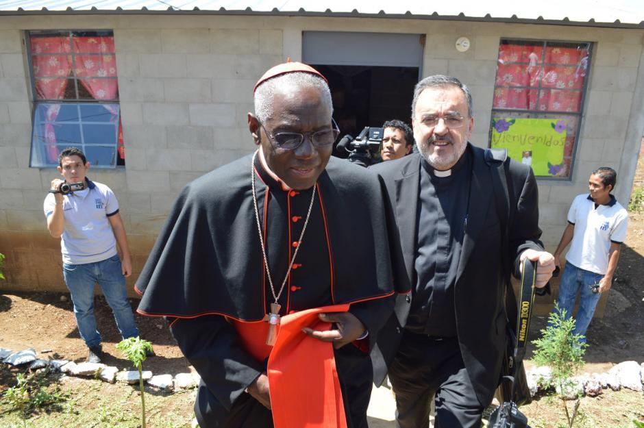 El Vaticano donó 17 viviendas a igual número de familias. (Foto: José Sánchez/Nuestro Diario)