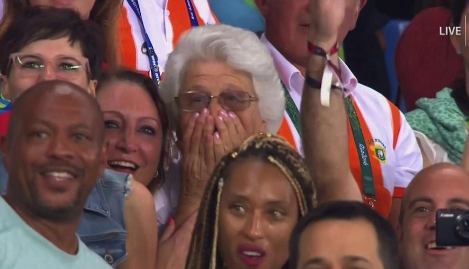 Este es el rostro más emocionante de Río 2016. (Foto: businessinsider.com)