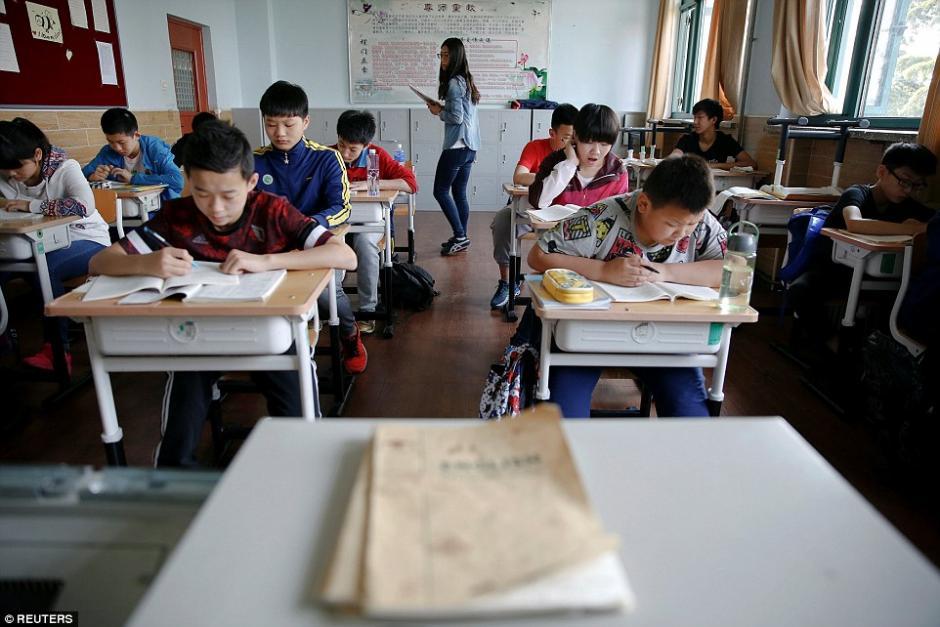 Los entrenamientos tienen lugar después de la escuela. (Foto: dailymail.co.uk)