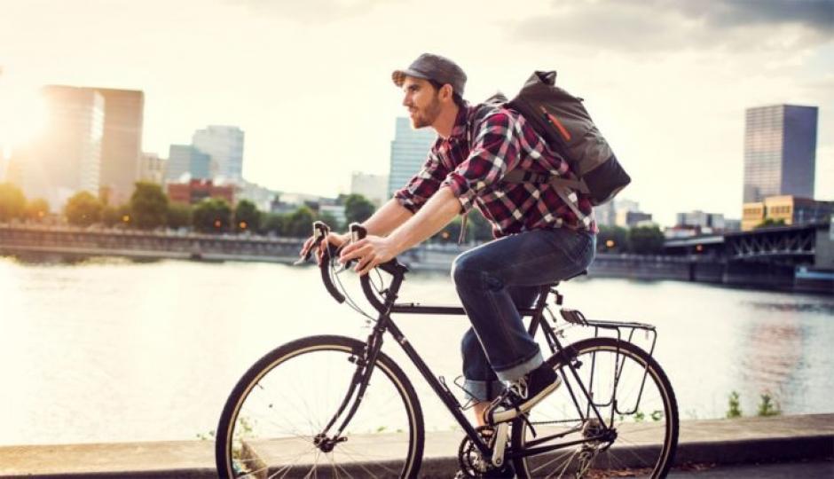 Utilizar bicicleta también puede ayudarte en tu ritmo cardiaco. (Foto: Entretenimiento)