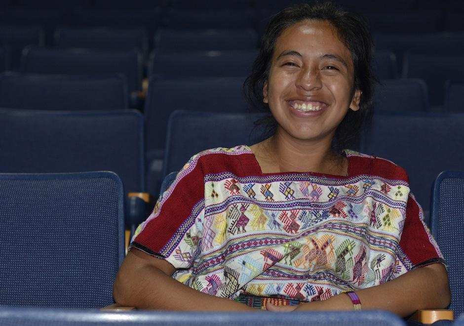 La cantautora guatemalteca se presentará en la ONU, en Nueva York. (Foto: Selene Mejía/Soy502)