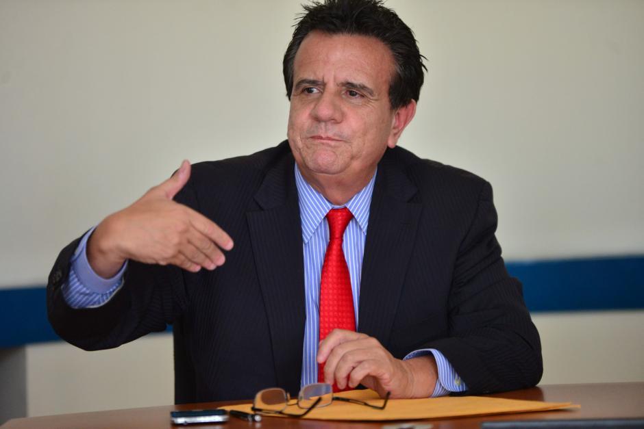 Las autoridades aseguran que tiene un avance de ejecución del presupuesto del 80 por ciento (Foto: Jesús Alfonso/Soy502)