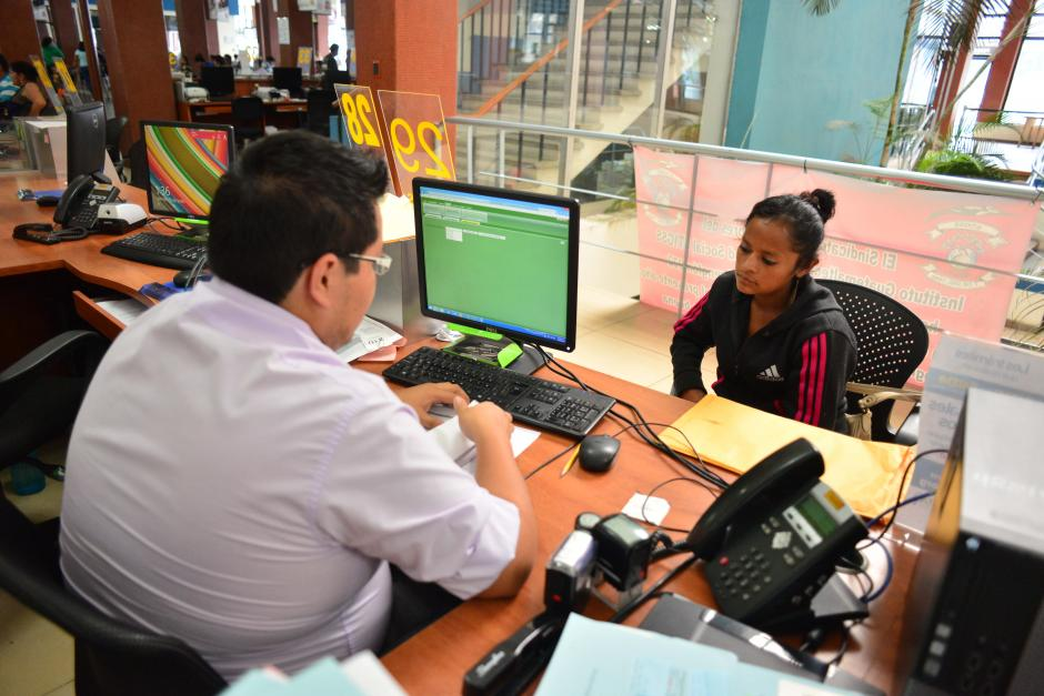El IGSS adjudicó a la empresa Intellego la implementación de un software por 250 millones 800 mil quetzales. (Foto: Jesús Alfonso/Soy502)