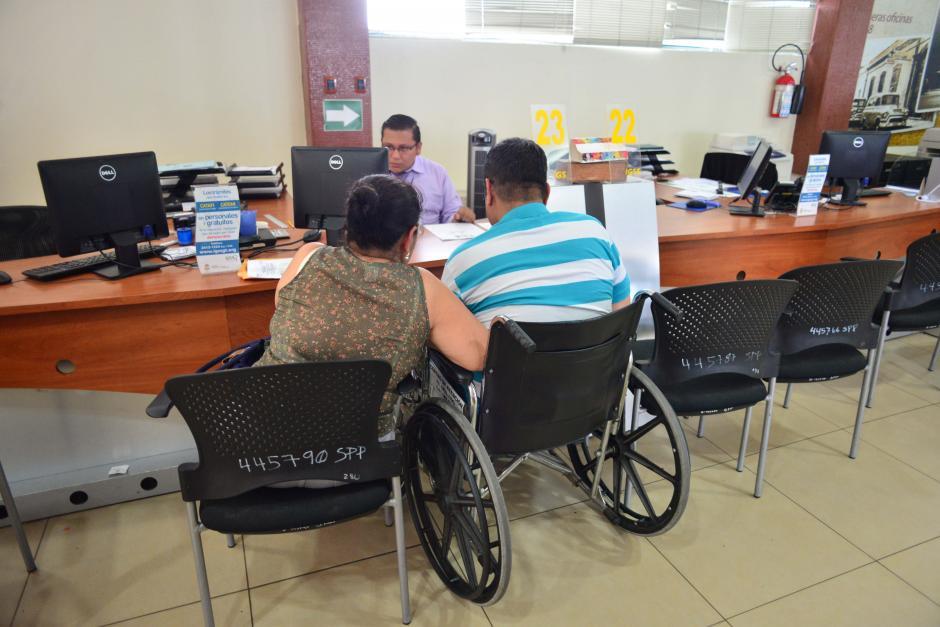 Las autoridades del IGSS esperan en qué futuro próximo, adjudicar a Intellego un contrato de acompañamiento (Foto: Jesús Alfonso/Soy502)
