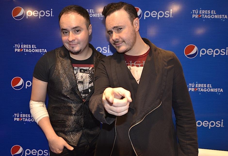 El queridísimo dúo pop mexicano Río Roma visitó el país y nos habló de su nuevo material discográfico. (Foto: Selene Mejía/Soy502)