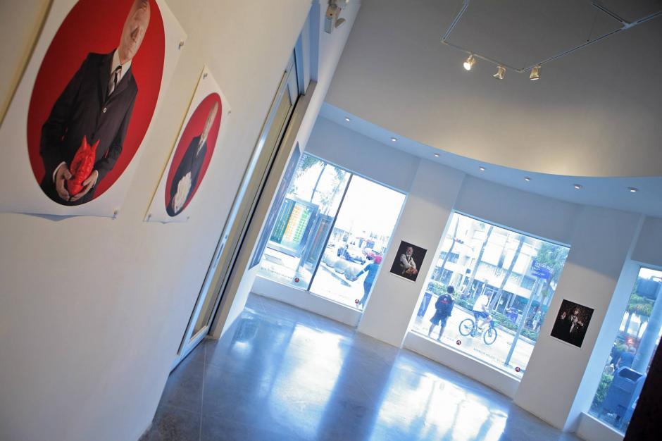 Eny Roland y Mario Santizo exponen su obra en el Art Center/South Florida. (Foto: Facebook/Eny Roland)