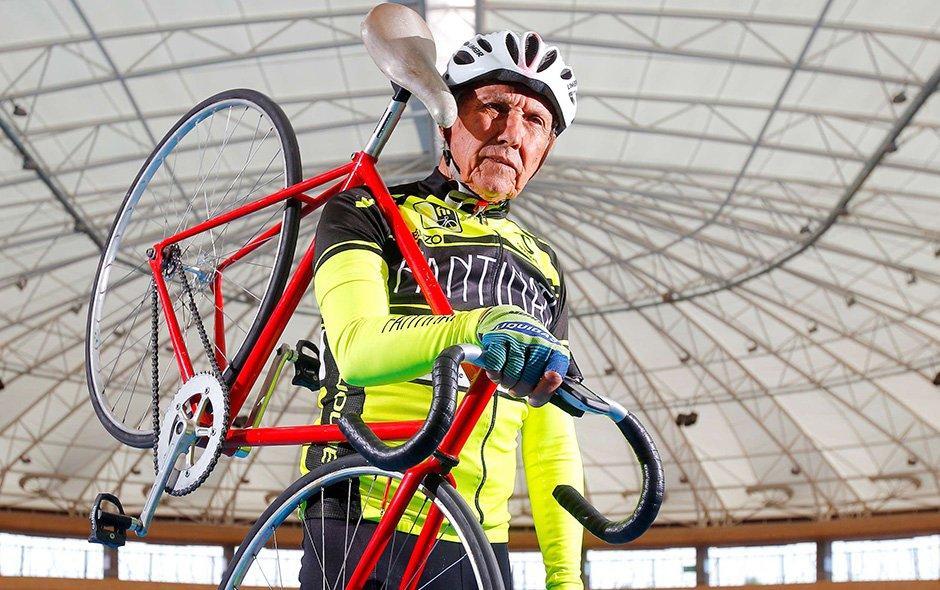 Fantinati fue Fundador del Ciclo Club Santiago, en Chile. (Foto: emol.com)