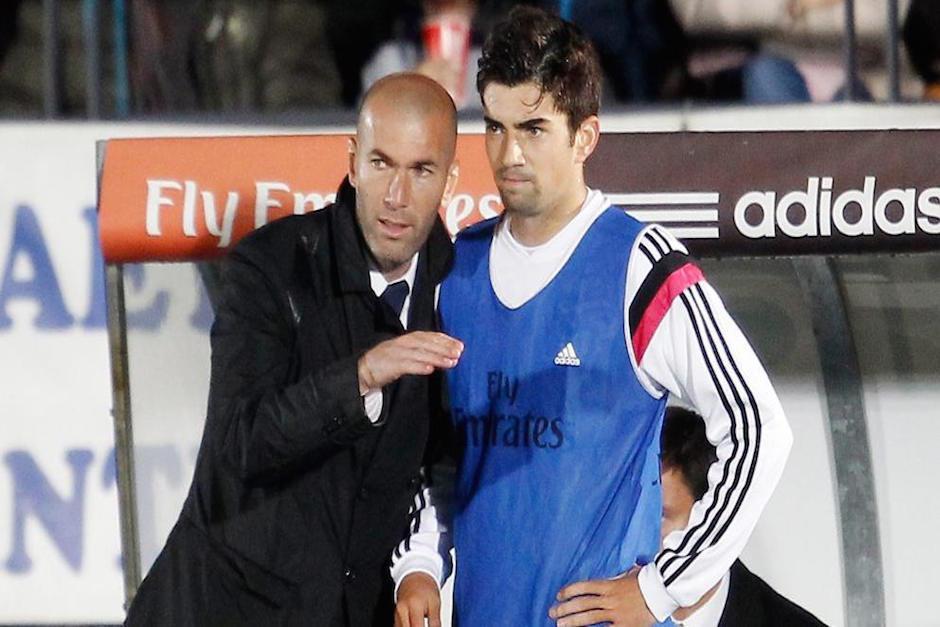 Enzo es el hijo mayor de Zinedine Zidane, entrenador del Real Madrid. (Foto: esportinteractivo.com)