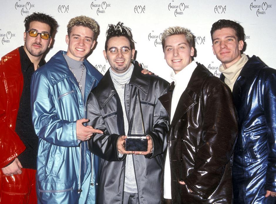 Las bandas que formó fueron exitosas en la década de los noventa. (Foto: eonline.com)