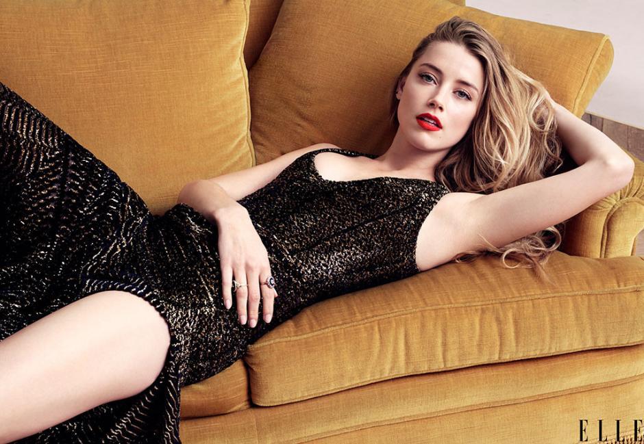 Amber Heard es una modelo de 23 años. (Foto. eonline.com)