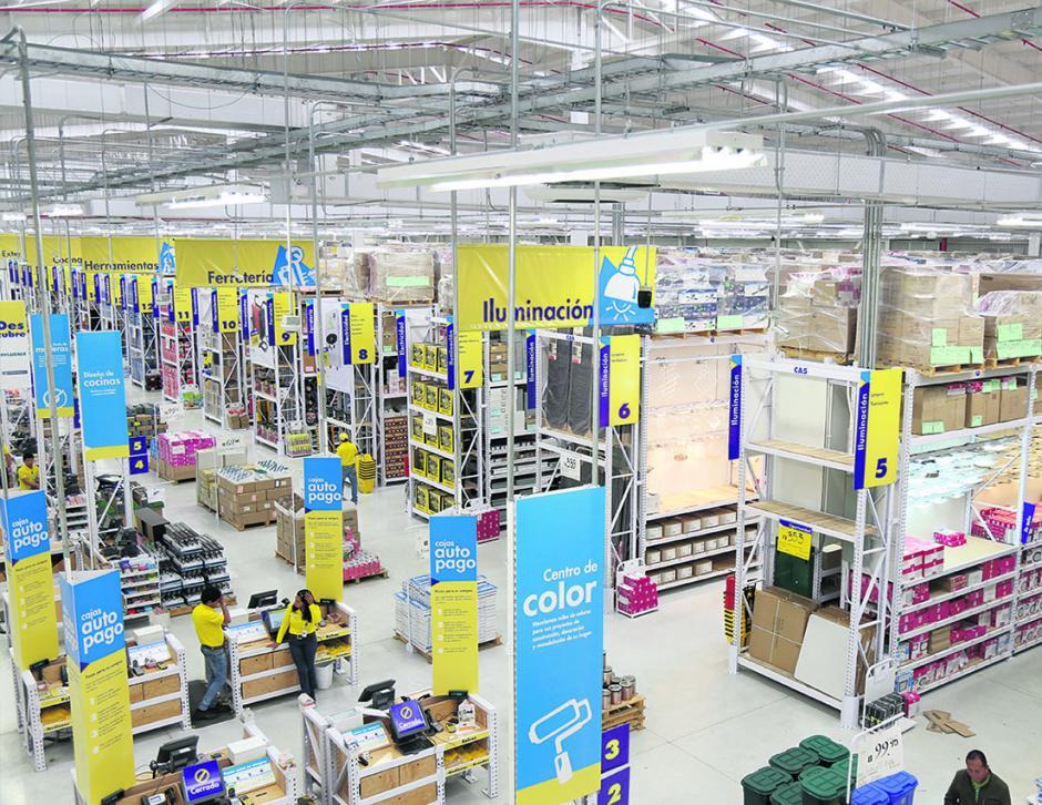 Cuenta con más de 16 mil productos para el hogar. (Foto: EPA)
