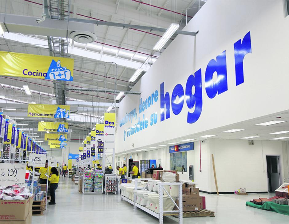 Actualmente tiene cuatro tiendas en Costa Rica, dos en El Salvador y dos en el país. (Foto:EPA).