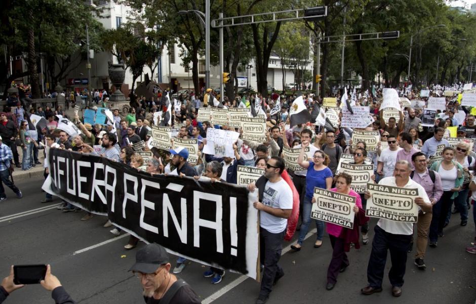 Las exigencias obedecen a supuestas violaciones a derechos humanos. (Foto: www.infobae.com)