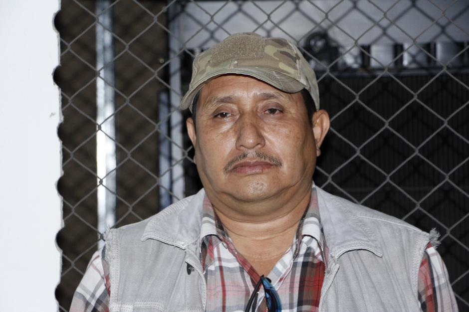 Erick Fuentes Loayza, de 55 años, era hasta el día de su captura asesor del Ministerio de Gobernación. (Foto: PNC)