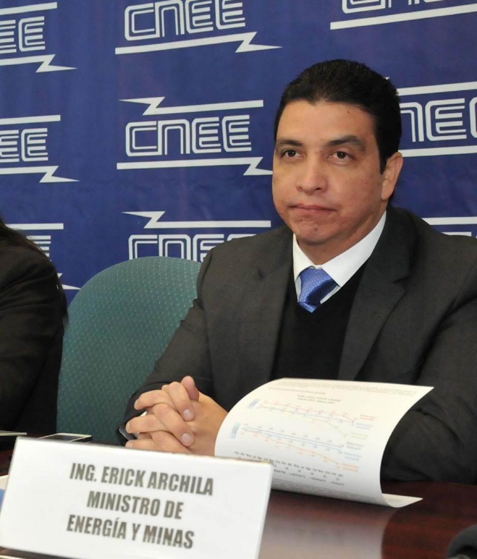 Erick Archila es vinculado al caso La Coperacha. (Foto: Archivo/Soy502)