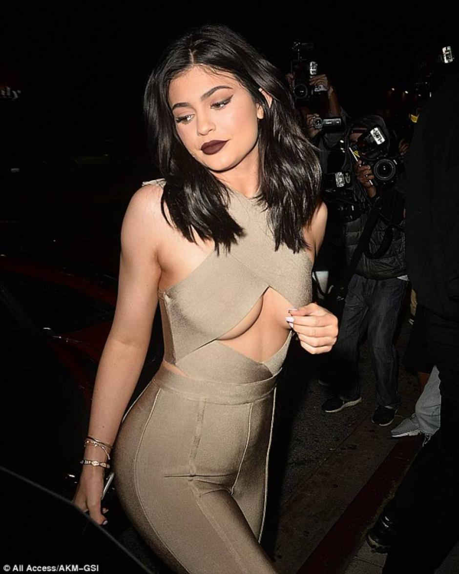La figura de Jenner resaltó. (Foto: ayojon.mx)