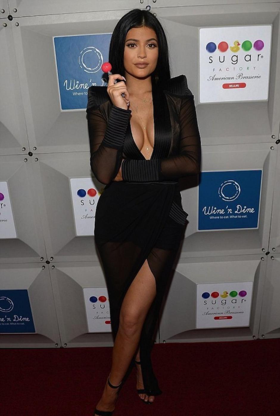 Kylie roba suspiros donde va. (Foto: melty.es)