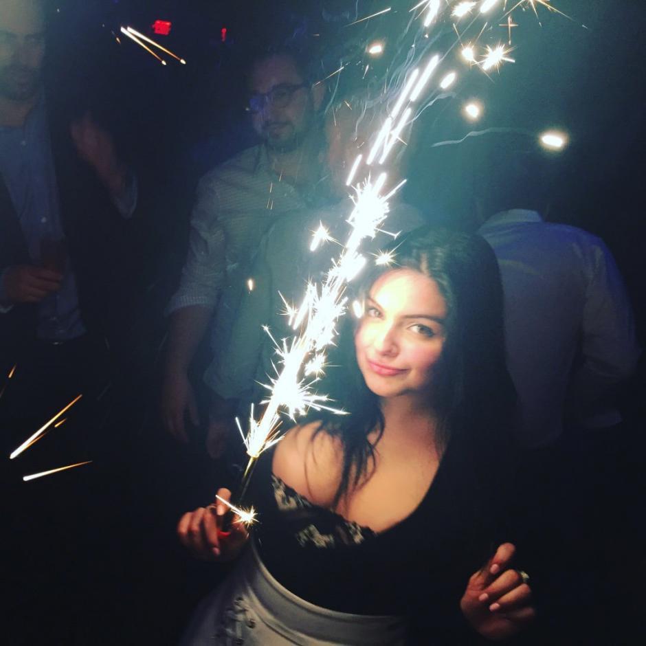 A sus 18 años es una de las más seguidas. (Foto: Instagram)