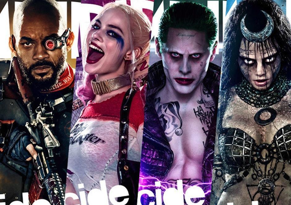 la película Escuadrón Suicida lidera la taquilla en Estados Unidos. (Foto: culture.com)