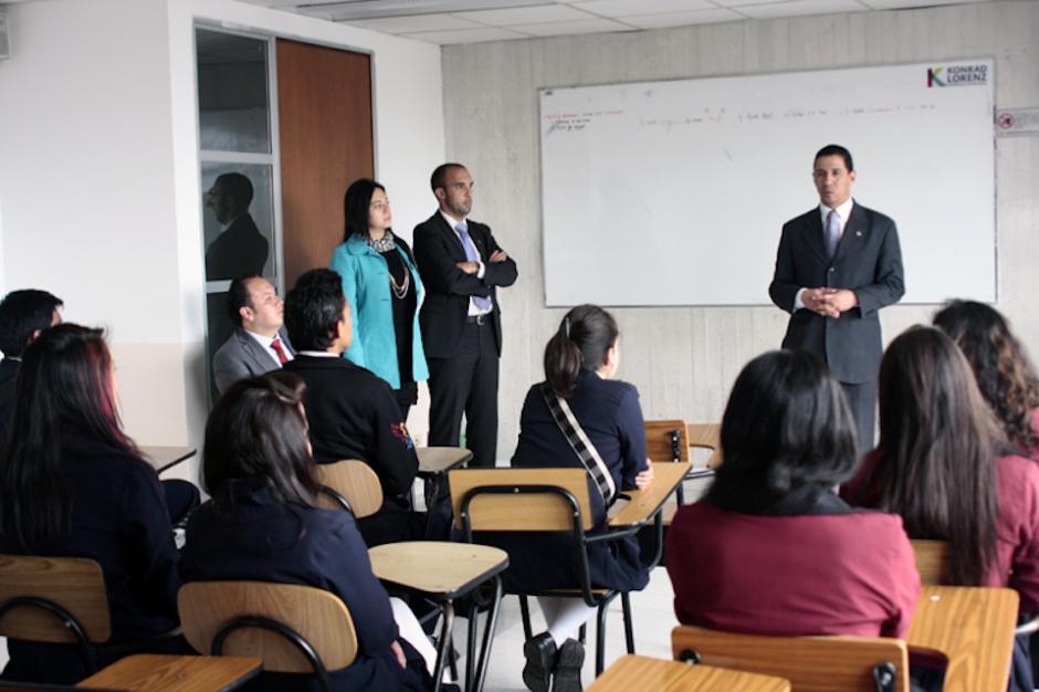 Cinco escuelas de negocios en Guatemala se encuentra en el ranking publicado por Forbes. (Foto: konradlorenz.edu.co)