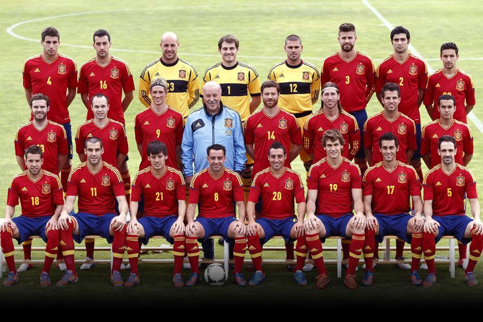Selección española, rumboa a la Eurocopa 2016