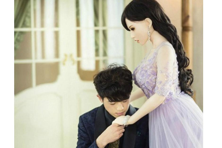El joven chino tiene cáncer terminal y tenia la ilusión de casarse. (Foto: Google)