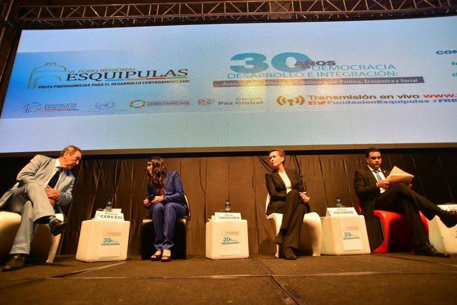 """Guatemala celebra el VI Foro Regional Esquipulas con la participación del expresidente de Uruguay José Mujica, quien discutirá """"avances y pendientes de la democracia"""". (Foto: Wilder López/Soy502)"""