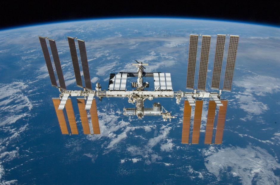 Las imágenes fueron captadas por la Estación Espacial Internacional de la NASA. (Foto: NASA)