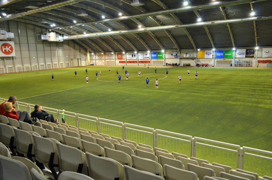 En los últimos años, se comenzaron a construir estadios cubiertos, que han permitido extender los entrenamientos durante todo el año. (Foto: Infobae)