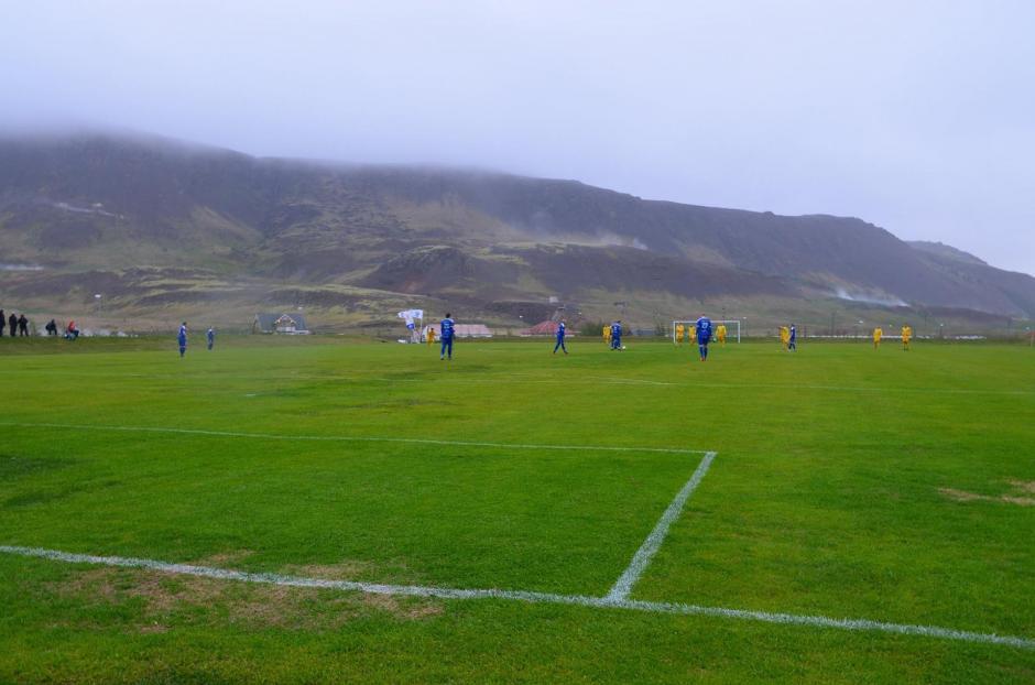 Islandia tiene tres divisiones de ascenso. (Foto: Infobae)
