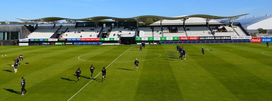 El salario promedio de los jugadores islandeses es de 30 mil dólares al año. (Foto: Infobae)
