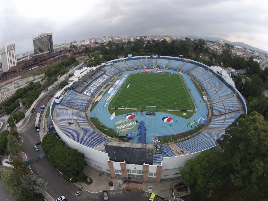 El Doroteo Guamuch Flores será la sede titular de Comunicaciones. (Foto: Archivo)