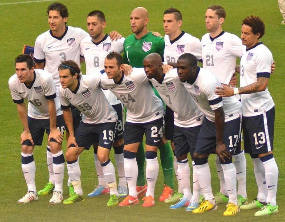 Estados Unidos ocupa el puesto 31, luego de caer dos puestos en el último mes. (Foto: copaamerica2016usa.com)