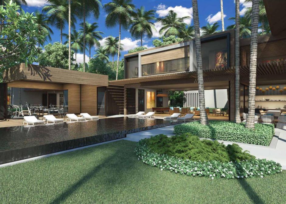 El hotel va a tener todos los servicios de un resort cinco estrellas. (Foto: sanpedrosun.com)