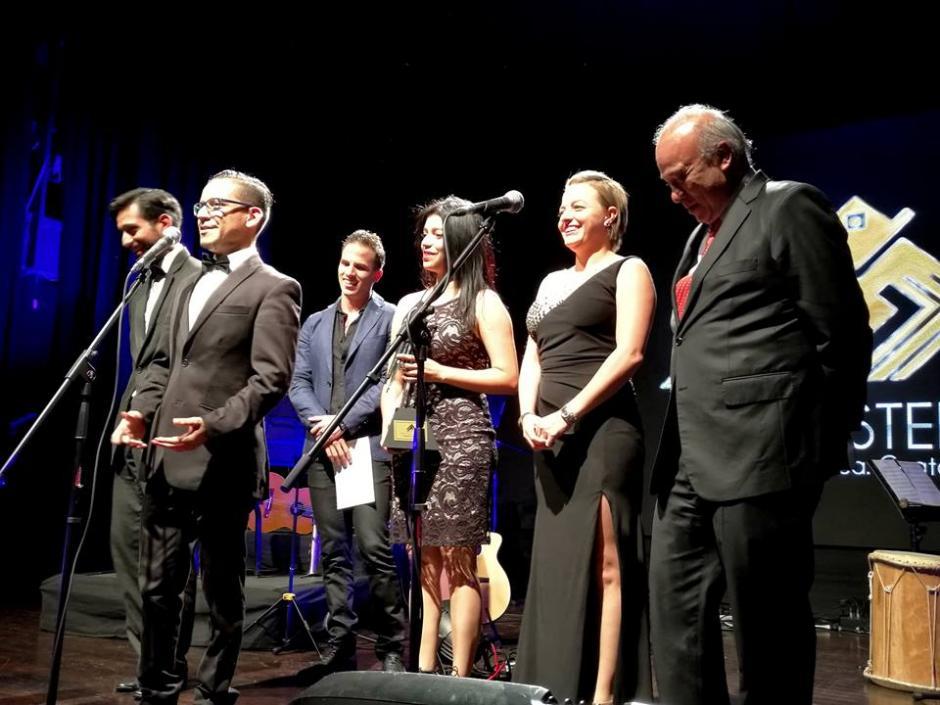 El Cuarteto Asturias recibió el Premio a la Música Académica. (Foto: Cuarteto Asturias)