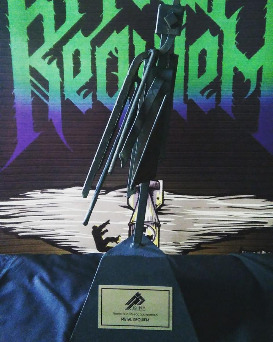 Metal Requiem es la mejor Música Subterránea. (Foto: Metal Requiem)
