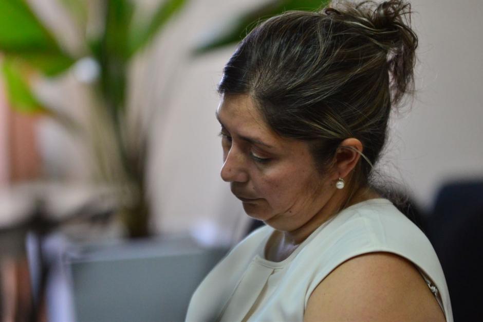 Estrada es acusada de beneficiarse de una actividad del Registro de la Propiedad. (Foto: Jesús Alfonso/Soy502)