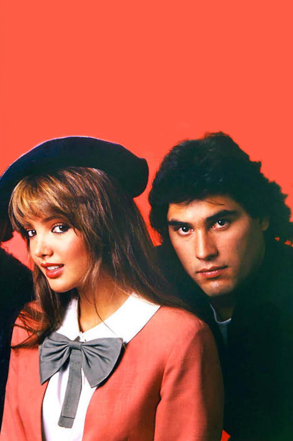 Adela Noriega fue una de las chicas más populares de la TV. (Foto: Univisión)