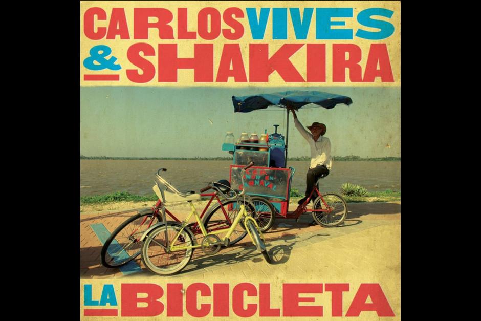 """Shakira y Carlos Vives estrenaron el video de la canción """"La Bicicleta"""". (Foto: Archivo/Soy502)"""
