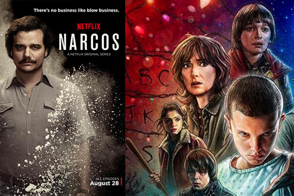 Netflix lanzó un videojuego para los amantes de Narcos y Stranger Things. (Foto: nosotras)