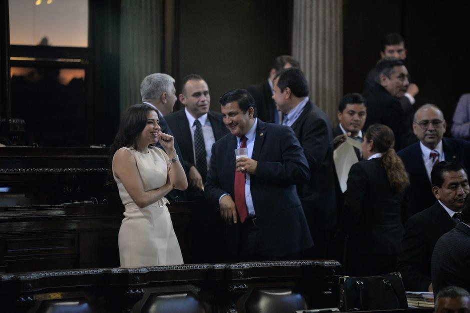 Patricia Sandoval y Estuardo Galdámez podrían ser expulsados del FCN. (Foto: Archivo/Soy502)