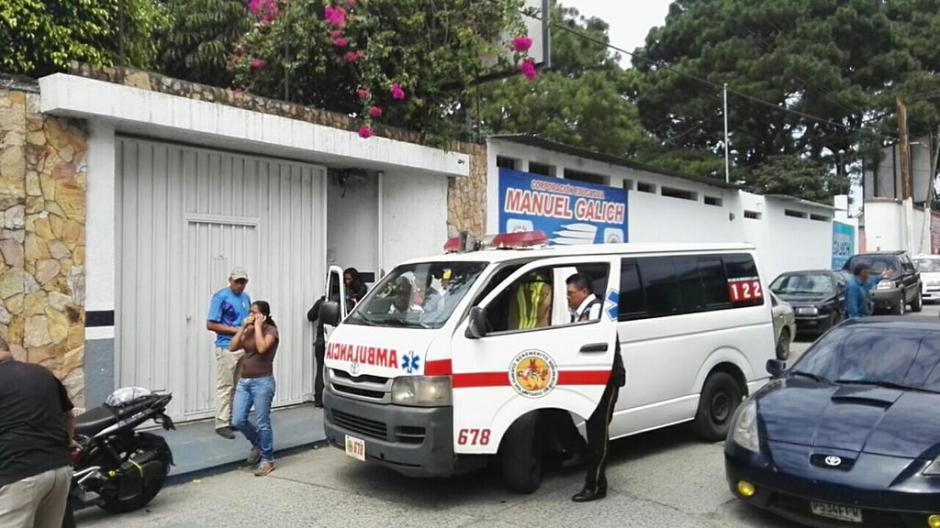Más de 30 estudiantes resultaron intoxicados con gas pimienta en el interior de un colegio. (Foto: BVoluntariosGT)