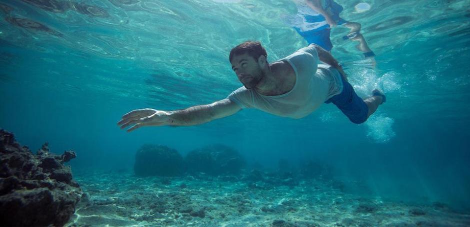 Un líquido que llena las vías respiratorias de oxígeno permite que los pulomones trabajen a altas presiones en las profundidades. (Foto: curiosidadesdelasalud.com)