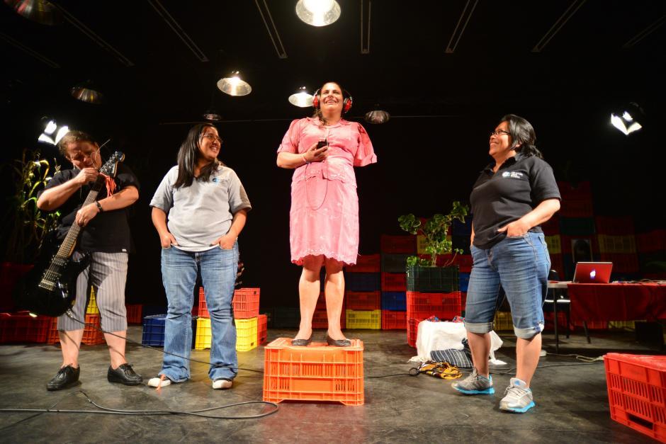 Según un estudio, las mujeres guatemaltecas son las más bajas del mundo. (Foto: Archivo/Soy502)