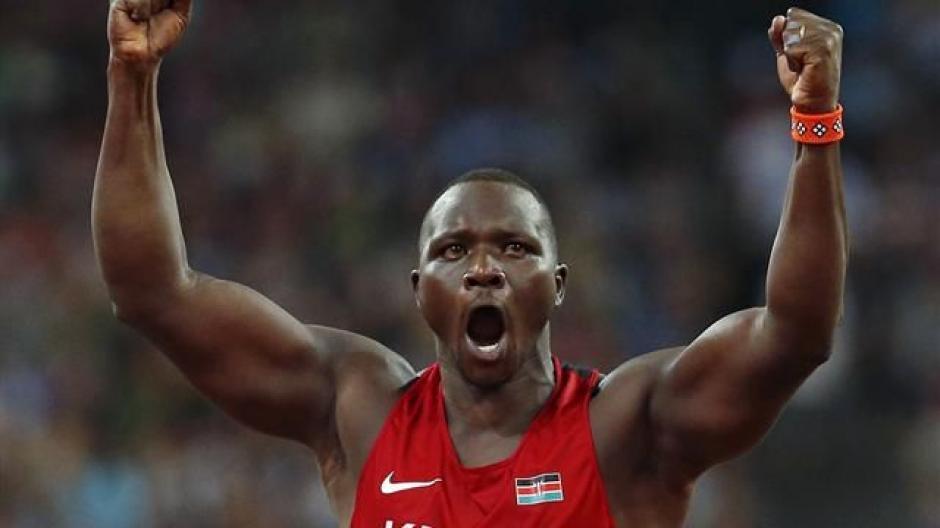 Julios Yego nació en una zona rural de Kenia. (Foto: eurosport.co.uk)