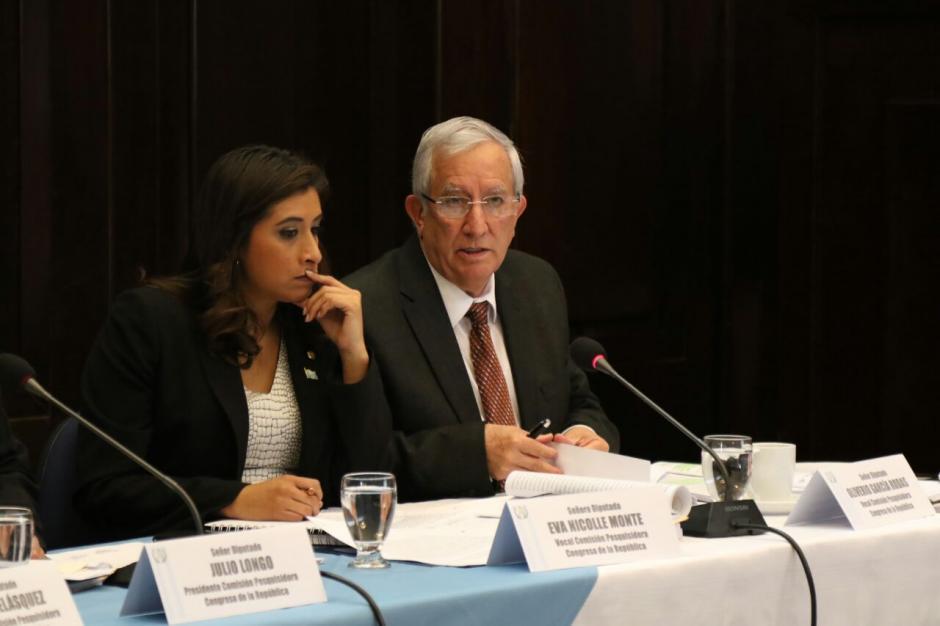 La diputada Eva Monte pidió un informe de dónde se encuentra el juez Carlos Ruano. (Foto: Alejandro Balán/Soy502)