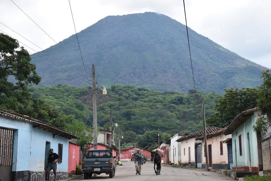Un incendio forestal consumió la vegetación del volcán Chingo hace algunas semanas. (Foto: Emeldina Rizzo/Nuestro Diario)