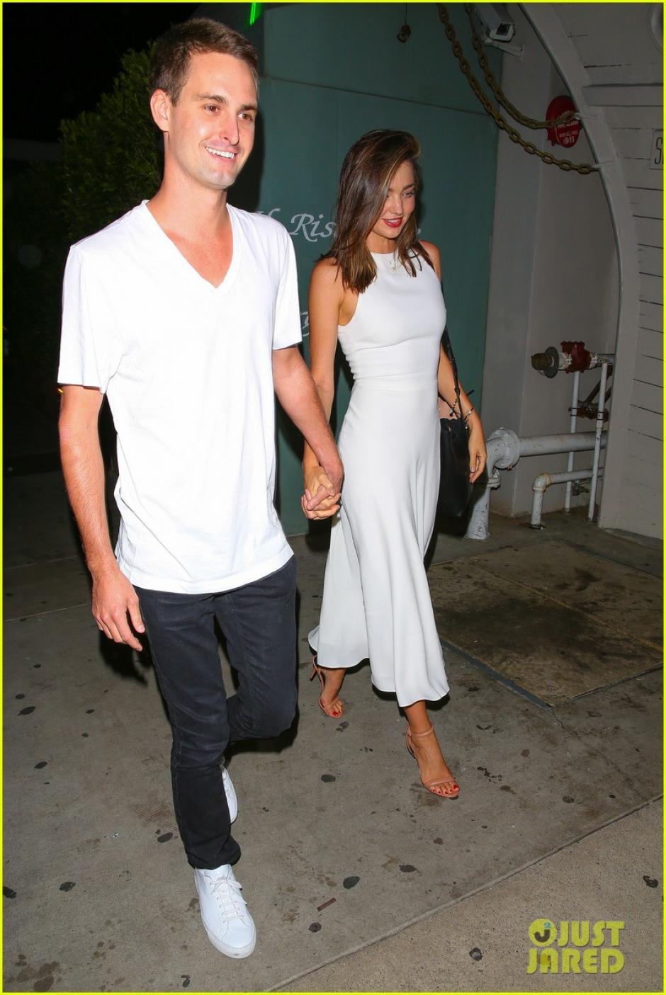 Ambos se miran muy bien juntos. (Foto: celebuzz.com)